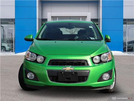 2016 Chevrolet Sonic LT Auto (Stk: 112280LB) in Mississauga - Image 2 of 25