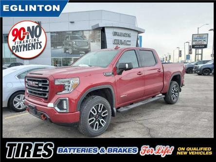 2020 GMC Sierra 1500 AT4 (Stk: LZ146071) in Mississauga - Image 1 of 23