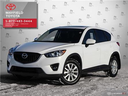 2014 Mazda CX-5 GS (Stk: M04008A) in Edmonton - Image 1 of 20