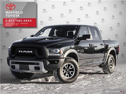 2016 RAM 1500 Rebel (Stk: M000814A) in Edmonton - Image 1 of 20