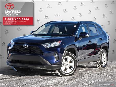 2019 Toyota RAV4 XLE (Stk: M000299A) in Edmonton - Image 1 of 20
