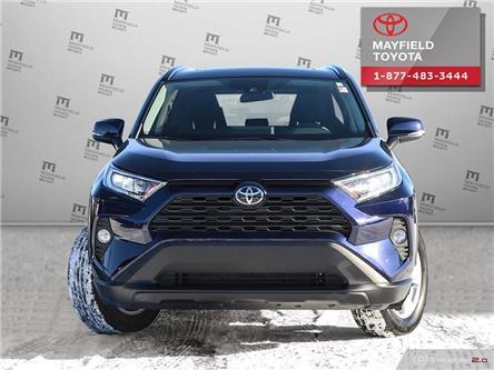 2019 Toyota RAV4 XLE (Stk: M000299A) in Edmonton - Image 2 of 20