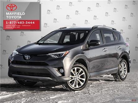 2017 Toyota RAV4 Limited (Stk: M04017) in Edmonton - Image 1 of 20