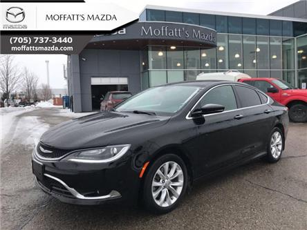 2015 Chrysler 200 C (Stk: 28164) in Barrie - Image 1 of 21