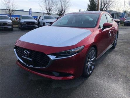 2020 Mazda Mazda3 Sedan w/Preferred Pkg (Stk: 131075) in Surrey - Image 1 of 4