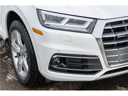 2018 Audi Q5 2.0T Technik (Stk: N5126A) in Calgary - Image 2 of 17
