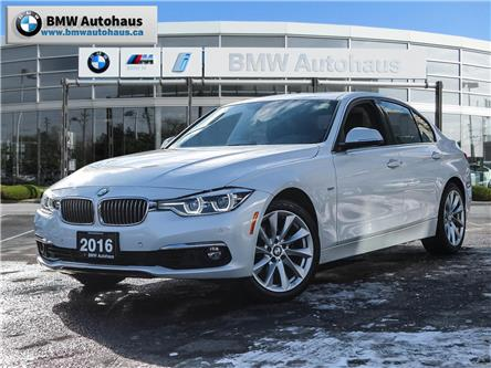 2016 BMW 328i xDrive (Stk: P9283) in Thornhill - Image 1 of 29