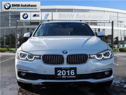 2016 BMW 328i xDrive (Stk: P9283) in Thornhill - Image 2 of 29