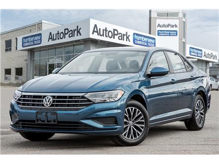 2019 Volkswagen Jetta 1.4 TSI Highline (Stk: APR8014) in Mississauga - Image 1 of 19