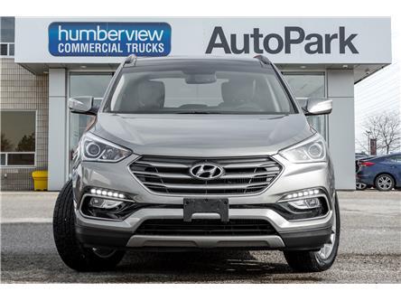 2018 Hyundai Santa Fe Sport 2.0T Limited (Stk: APR8058) in Mississauga - Image 2 of 19