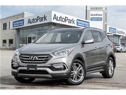 2018 Hyundai Santa Fe Sport 2.0T Limited (Stk: APR8058) in Mississauga - Image 1 of 19