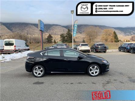 2017 Chevrolet Volt 5DR HB LT (Stk: P3295A) in Kamloops - Image 1 of 27