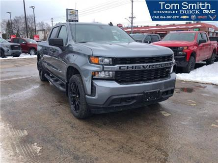 2019 Chevrolet Silverado 1500  (Stk: 190445) in Midland - Image 1 of 8