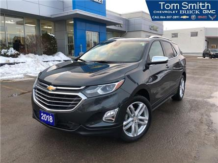2018 Chevrolet Equinox Premier (Stk: 59531A) in Midland - Image 1 of 26