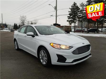 2020 Ford Fusion Hybrid SE (Stk: 20FN0468) in Unionville - Image 1 of 13
