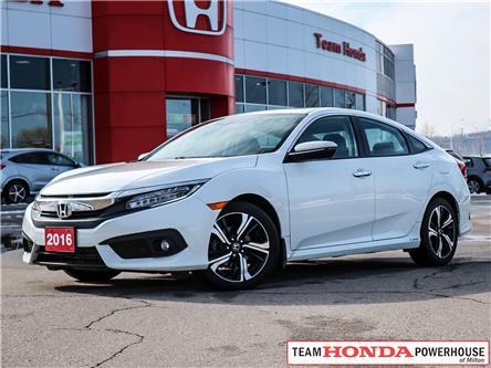 2016 Honda Civic Touring (Stk: 3513) in Milton - Image 1 of 27