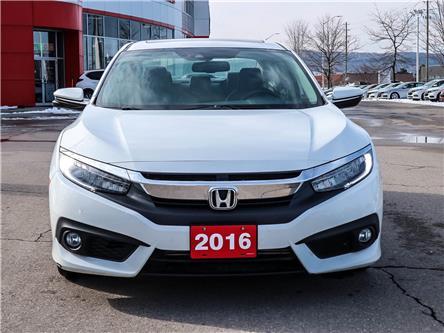 2016 Honda Civic Touring (Stk: 3513) in Milton - Image 2 of 27