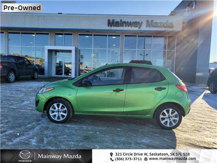2011 Mazda Mazda2 GX (Stk: M20007B) in Saskatoon - Image 1 of 23