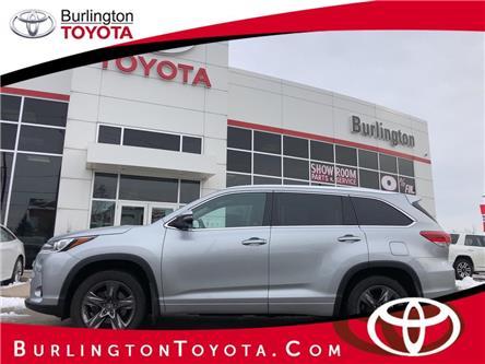 2018 Toyota Highlander Limited (Stk: U10982) in Burlington - Image 1 of 19