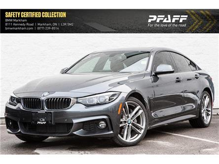 2018 BMW 440i xDrive Gran Coupe (Stk: D12845) in Markham - Image 1 of 22