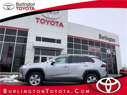 2019 Toyota RAV4 LE (Stk: U10897) in Burlington - Image 1 of 18