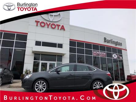 2017 Buick Verano Base (Stk: U10900) in Burlington - Image 1 of 17