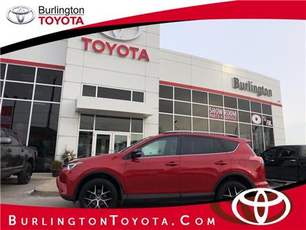 2017 Toyota RAV4 SE (Stk: U10940) in Burlington - Image 1 of 19