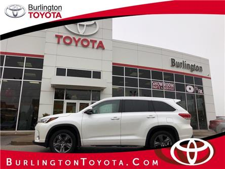 2019 Toyota Highlander Limited (Stk: 198006.) in Burlington - Image 1 of 15