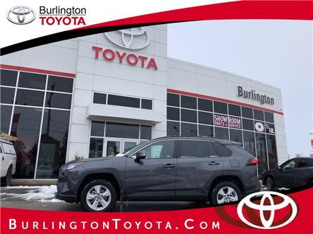 2019 Toyota RAV4 LE (Stk: U10899) in Burlington - Image 1 of 16