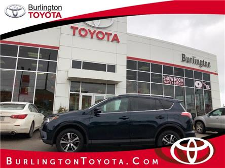 2017 Toyota RAV4 XLE (Stk: 208031A) in Burlington - Image 1 of 20