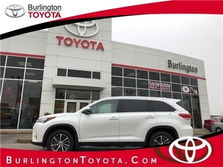 2019 Toyota Highlander  (Stk: 198049.) in Burlington - Image 1 of 17