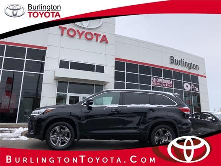 2017 Toyota Highlander Limited (Stk: 198405A) in Burlington - Image 1 of 19