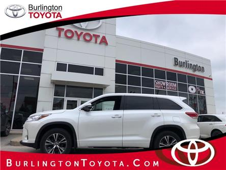 2017 Toyota Highlander LE (Stk: U10949) in Burlington - Image 1 of 18