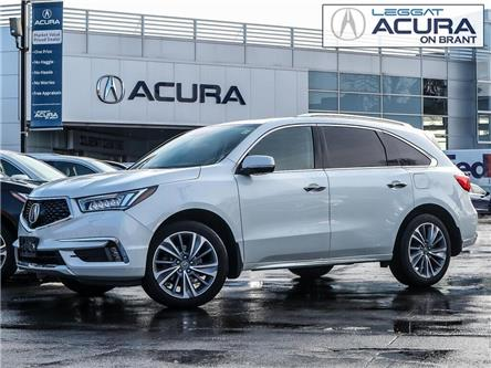 2017 Acura MDX Elite Package (Stk: 4179) in Burlington - Image 1 of 29