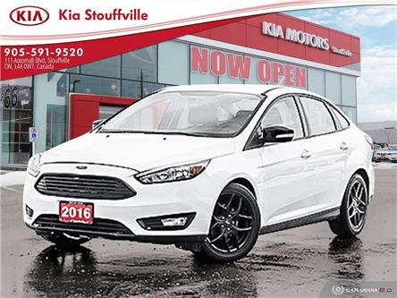2016 Ford Focus SE (Stk: P0156) in Stouffville - Image 1 of 26