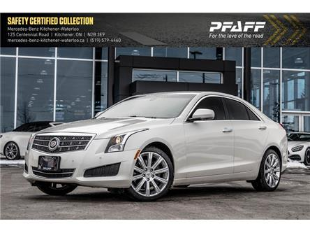 2014 Cadillac ATS 2.0L Turbo Luxury (Stk: 38849A) in Kitchener - Image 1 of 21