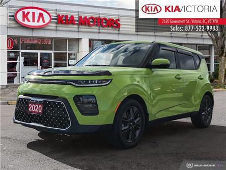 2020 Kia Soul EX+ (Stk: SO20-101) in Victoria - Image 1 of 25