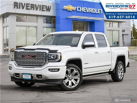 2017 GMC Sierra 1500 Denali (Stk: 19235A) in WALLACEBURG - Image 1 of 27