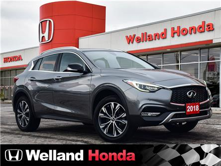 2018 Infiniti QX30 Sport (Stk: U7622) in Welland - Image 1 of 22