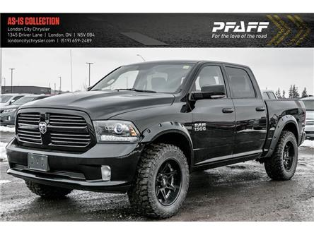 2014 RAM 1500 Sport (Stk: LC100112A) in London - Image 1 of 10