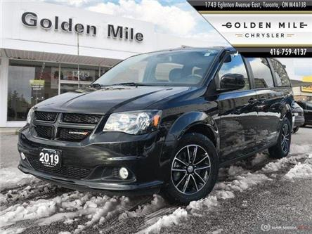 2019 Dodge Grand Caravan GT (Stk: P4989) in North York - Image 1 of 27