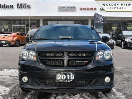 2019 Dodge Grand Caravan GT (Stk: P4989) in North York - Image 2 of 27