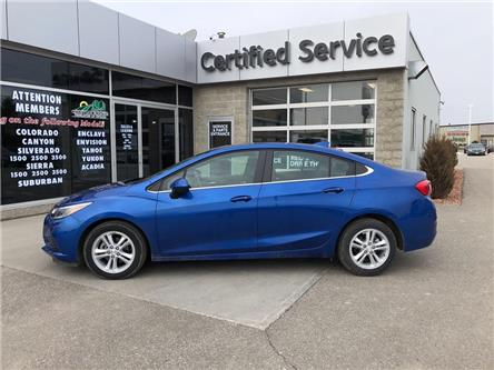 2018 Chevrolet Cruze LT Auto (Stk: 9B014A) in Blenheim - Image 1 of 16