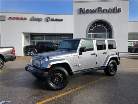 2018 Jeep Wrangler JK Unlimited Sahara (Stk: 24628T) in Newmarket - Image 1 of 22