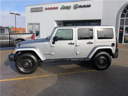 2018 Jeep Wrangler JK Unlimited Sahara (Stk: 24628T) in Newmarket - Image 2 of 22