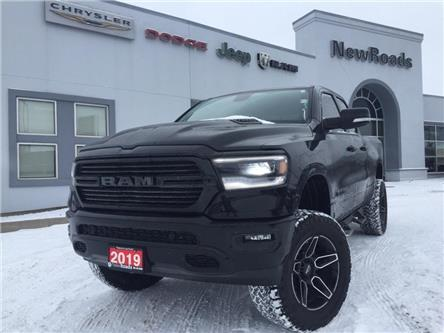 2019 RAM 1500 Sport/Rebel (Stk: 24662P) in Newmarket - Image 1 of 22