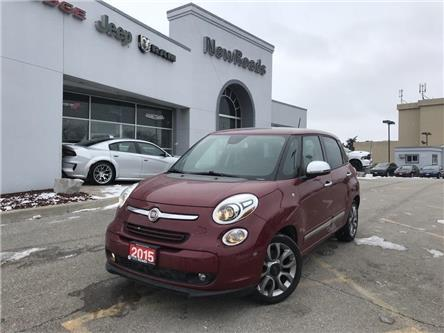 2015 Fiat 500L Lounge (Stk: 24615X) in Newmarket - Image 1 of 16