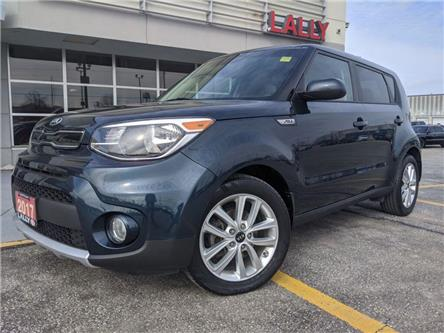 2017 Kia Soul EX+ (Stk: KSOU2027A) in Chatham - Image 1 of 23