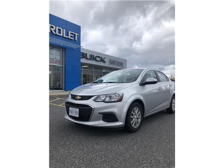 2017 Chevrolet Sonic LT Auto (Stk: PS19-006) in Parry Sound - Image 1 of 11