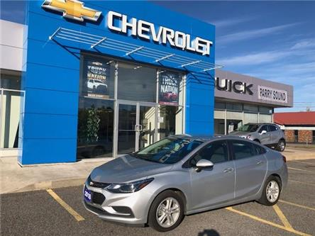 2018 Chevrolet Cruze LT Auto (Stk: PS19-011) in Parry Sound - Image 1 of 7